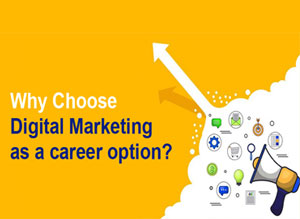 Why Choose Digital Marketing as a Career Option?